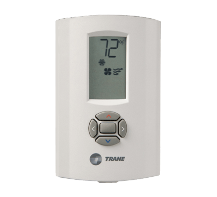 Touch Screen Thermostats Trane Commercial