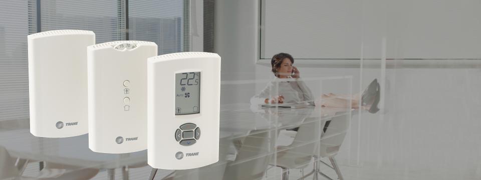 Wireless Zone Sensor Trane United Kingdom