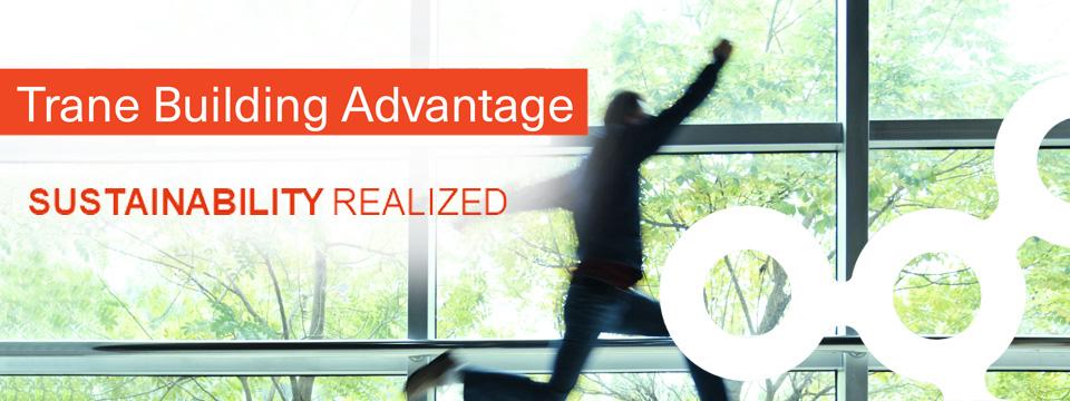 Trane building advantage trane united kingdom for Builders advantage