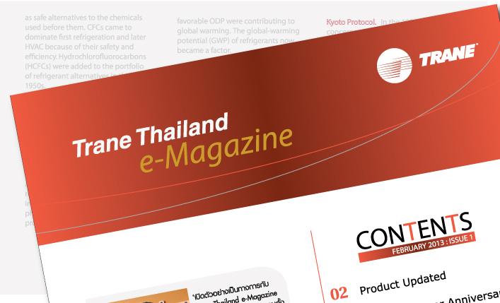 TRANE Thailand