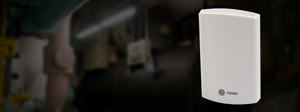Trane Fluid Coolers : Co₂ sensor trane commercial
