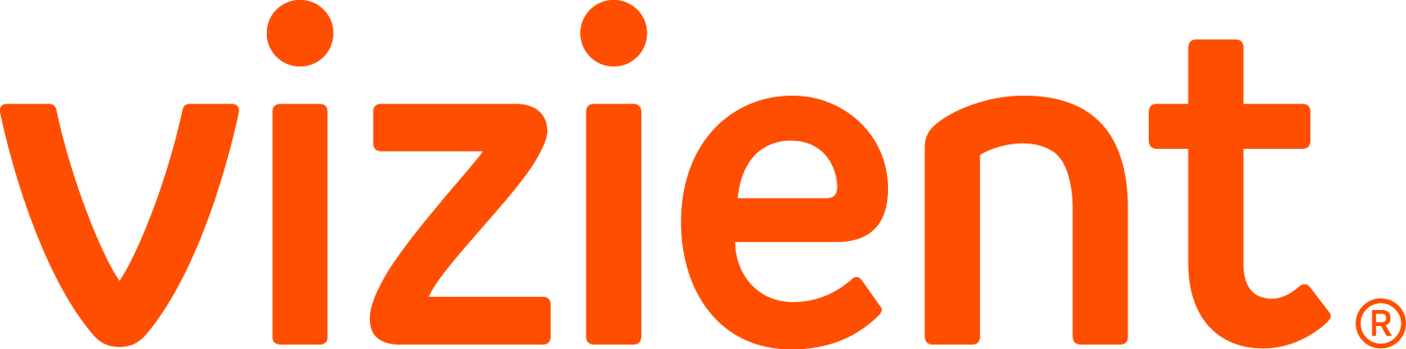 Vizient Orange Logo in JPG Format (RGB Mode)