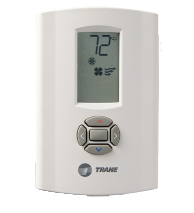 Programmable Thermostats Trane Commercial
