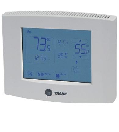 programmable thermostats trane commercial rh trane com