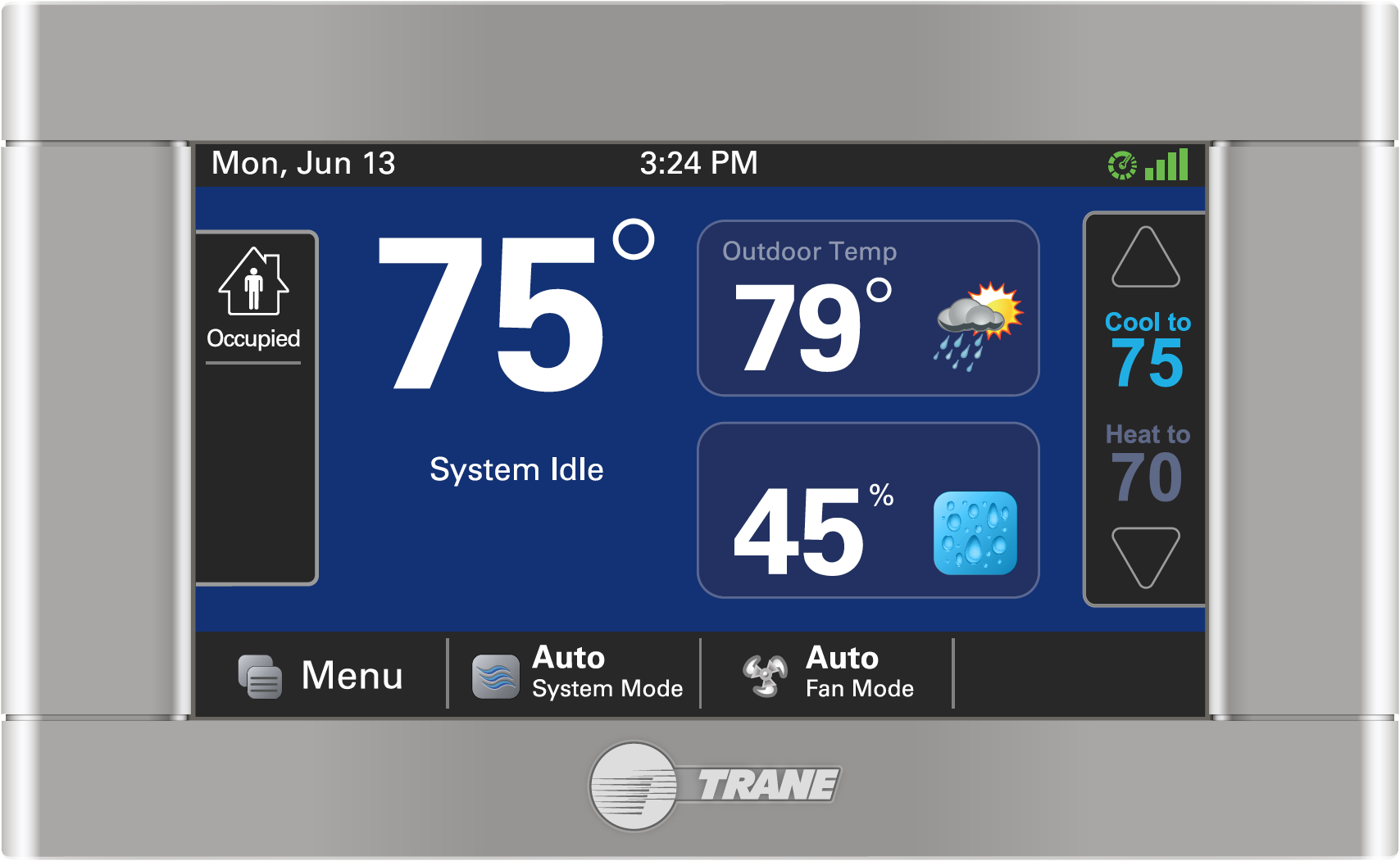 Pivot™ Smart Thermostat