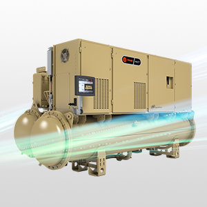 agility water-cooled centrifugal chiller, commercial hvac