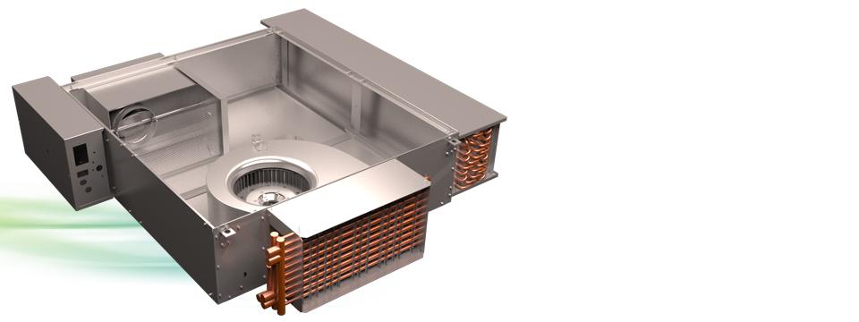 Sensible-Cooling Terminal Units