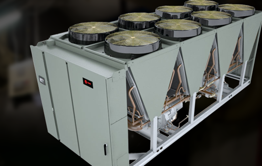 Stealth™ Helical Rotary Chiller Model RTAE