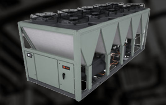 Air Cooled Chiller Series R Helical Rotary Rtac Trane