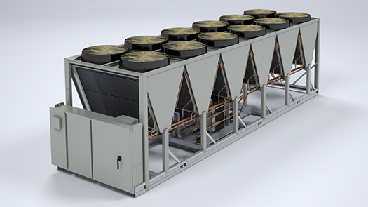 Ascend™ Air-Cooled Chiller