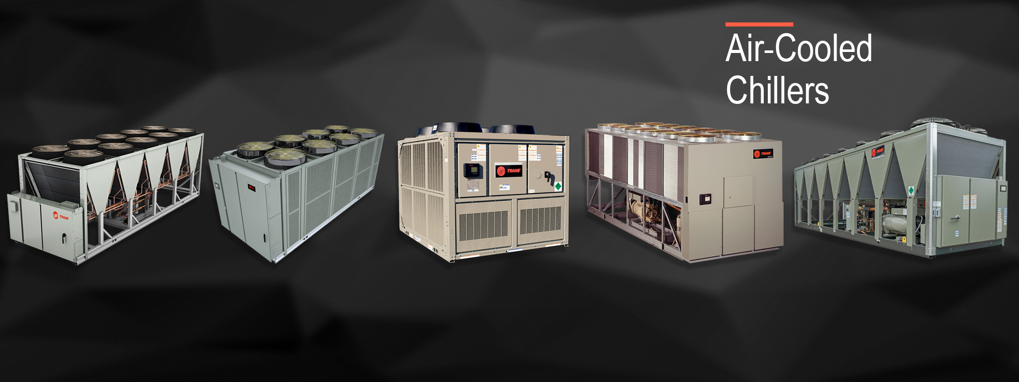 Air-Cooled Chillers | Trane Commercial
