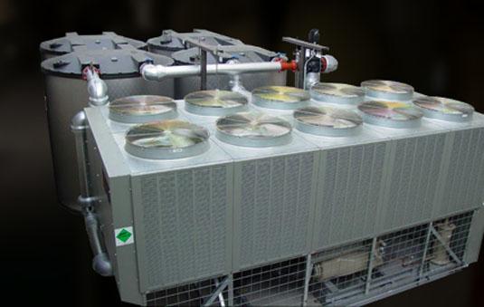 Thermal Energy Storage Ice Storage System Trane