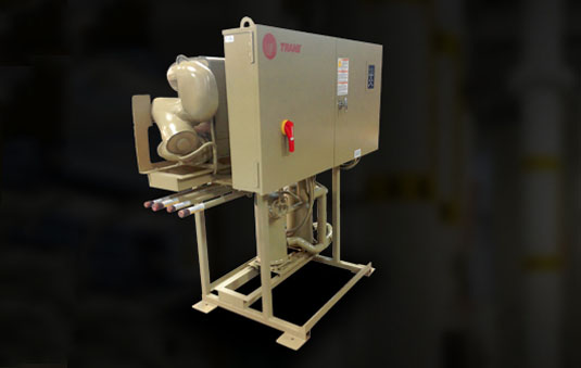 Scroll Compressor Chiller Model CCAQ