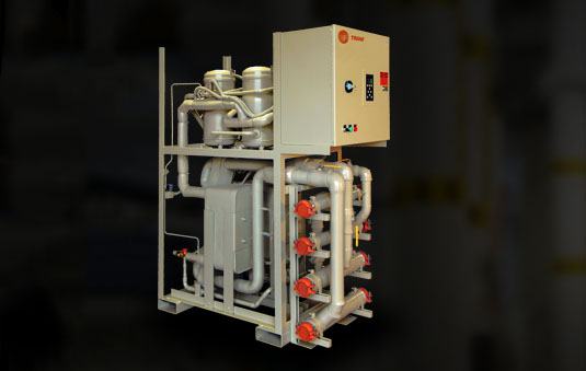 Cold Generator™ Scroll Chiller CICA Compact Series