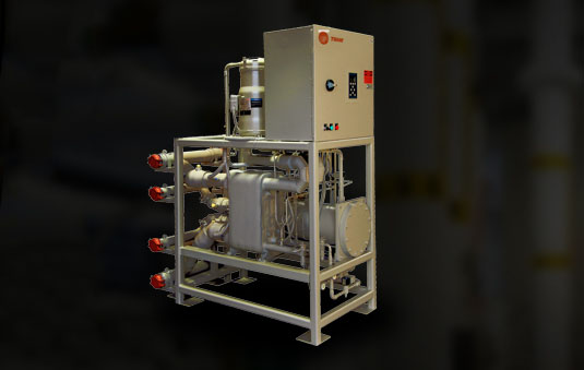 Cold Generator™ Scroll Chillers CICB Compact Series