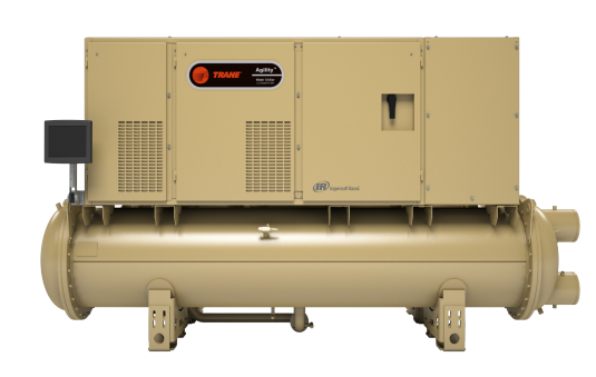 agility water cooled chiller, magnetic bearings