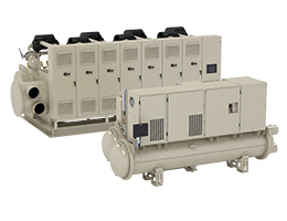 Water-Cooled Chillers