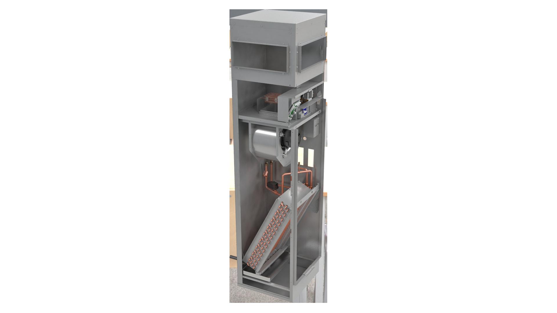 hvac system for high rise building pdf