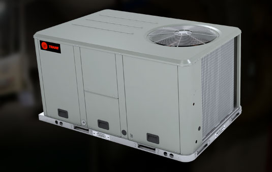 Rooftop Units Precedent 3 To 5 Tons 17 5 Seer Trane
