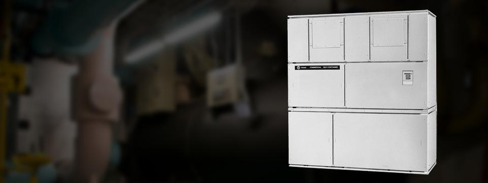 Trane Intellipak Modular 20 To 35 Tons