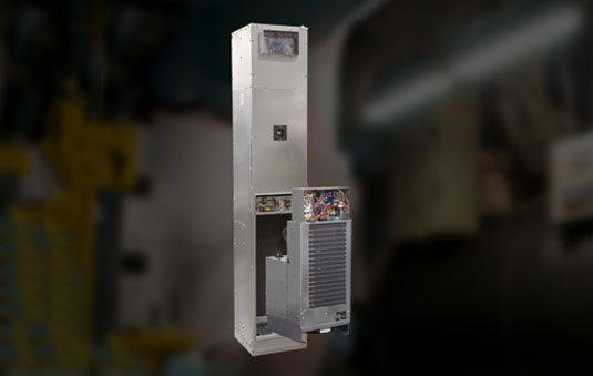 Water Source Heat Pump Vertical Stack Axiom 75 To 3 Ton