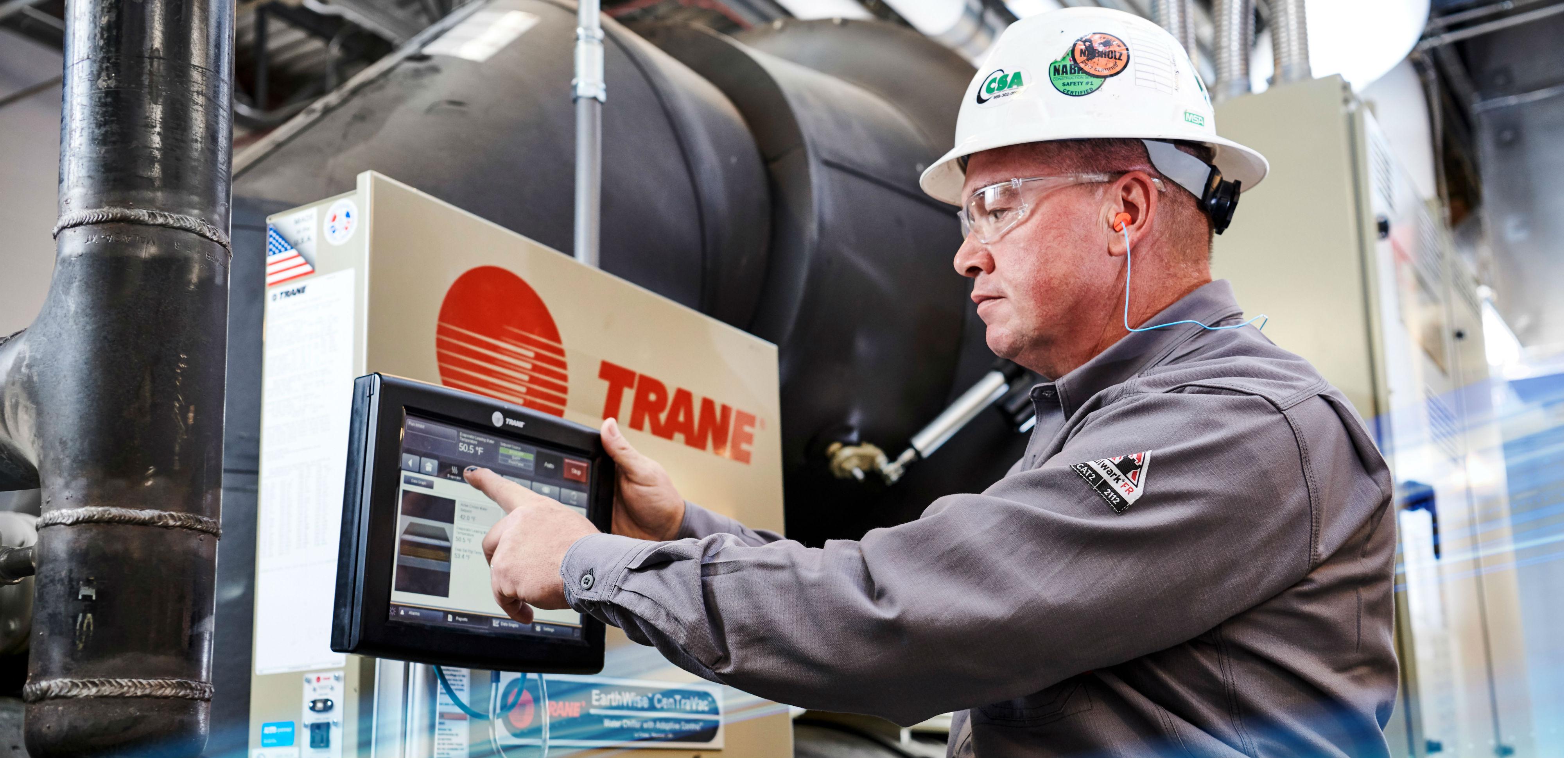 Trane Chiller System Upgrades Trane Commercial
