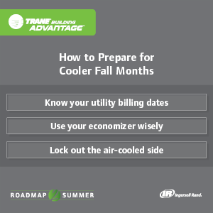 Prepare your building for cooler months
