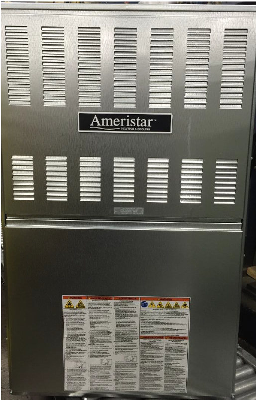 Furnace Product Recall on