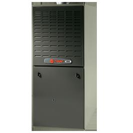 Xr80 Gas Furnace Install A Gas Single Stage Furnace Trane
