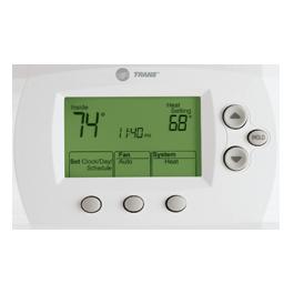 Trane Xl900 Thermostat Installation Manual