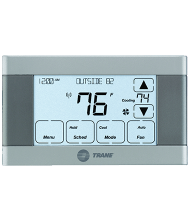 wifi smart thermostats efficient heating cooling trane rh trane com Trane HVAC Thermostats Trane Thermostat BAYSENS019B User Manual
