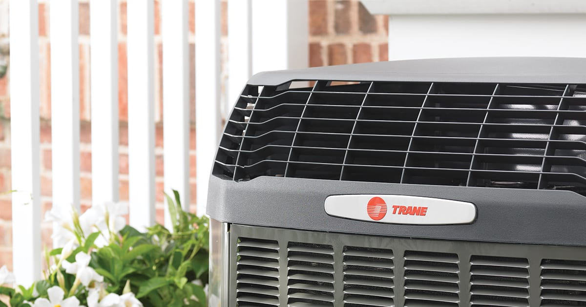 Air Conditioners Save On A Premium Conditioner Trane Official Site