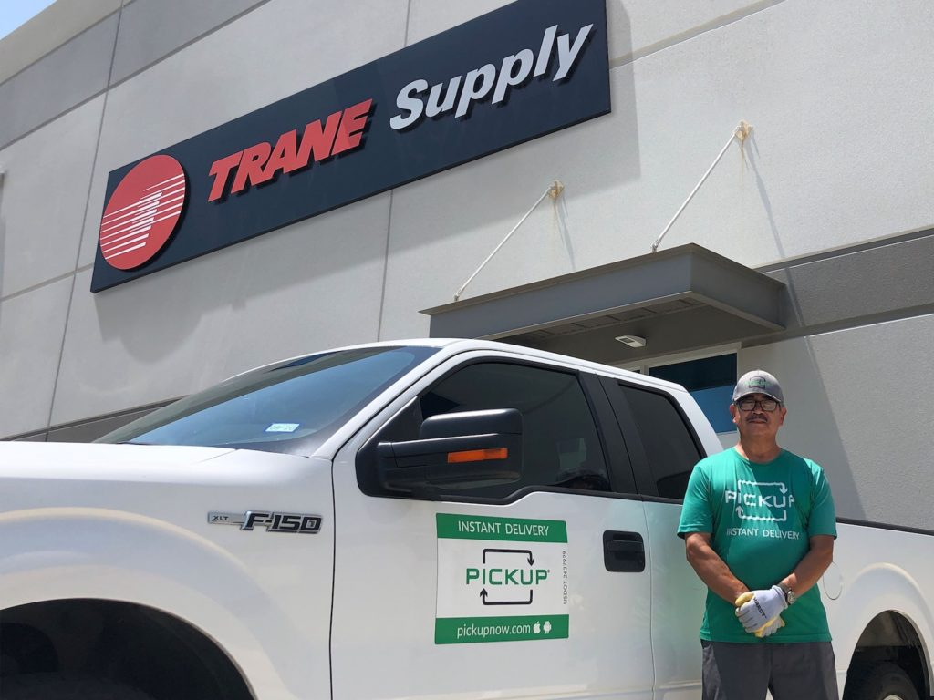 Leading delivery service tapped by Trane and American Standard Heating and Air Conditioning to help dealers serve their customers better